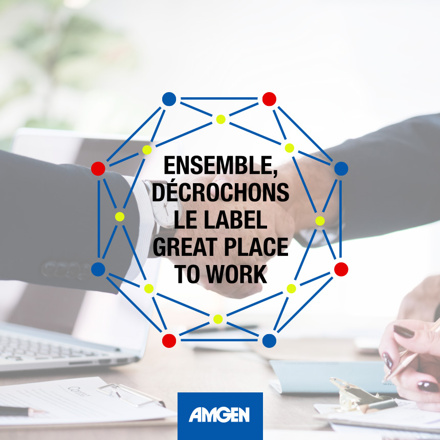 AMGEN — A Great Place to Work thumbnail